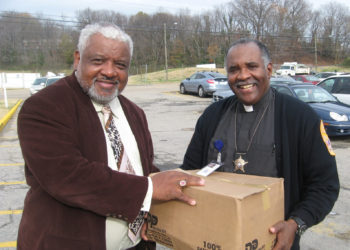 During the Yuletide Season, Virginia church leads nation in giving to prisoners for a purpose