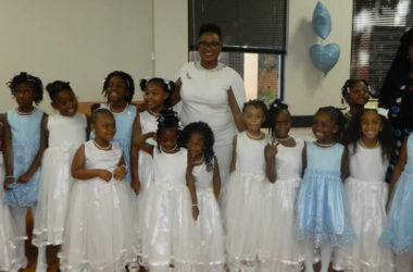 Zeta Phi Beta Sorority Incorporated, Alpha Upsilon Zeta Chapter inducts new Pearlettes
