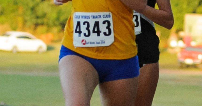 Distance runner helps TCC launch track and field team