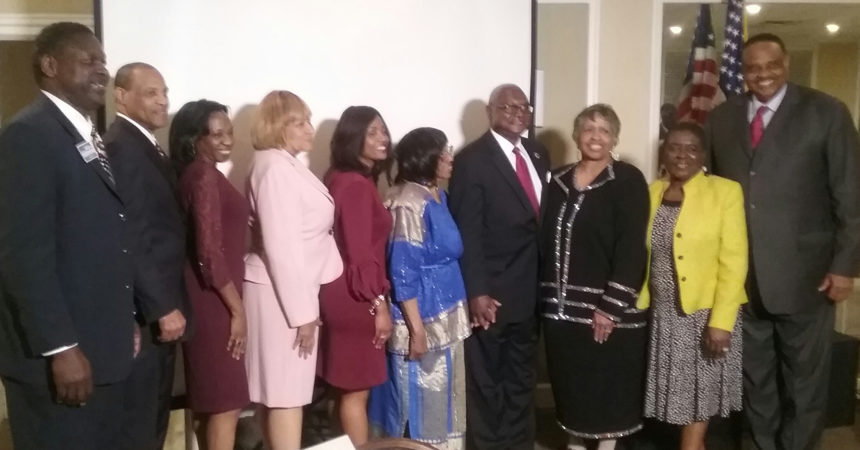 Black History first recognizes current, former leaders
