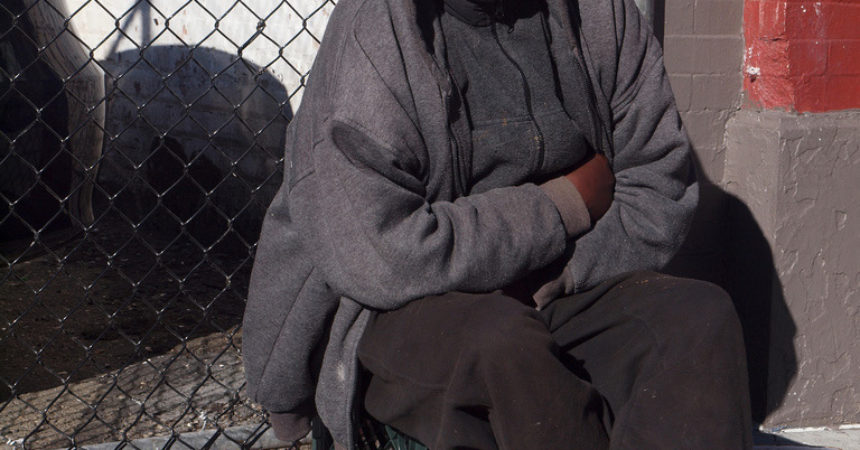 Report: Blacks comprise more than 40  percent of U. S. homeless population
