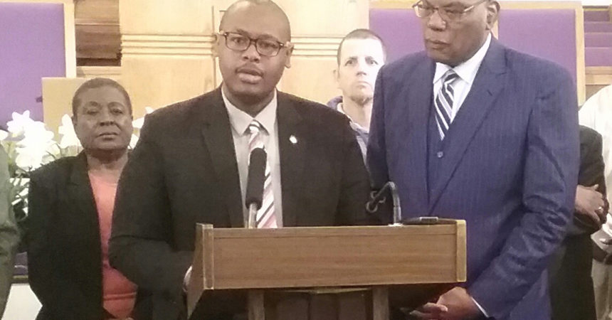 Clergy, community leaders make push for felons' voting rights restoration