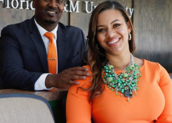 Simmons' wife issues fund-raising challenge between counties