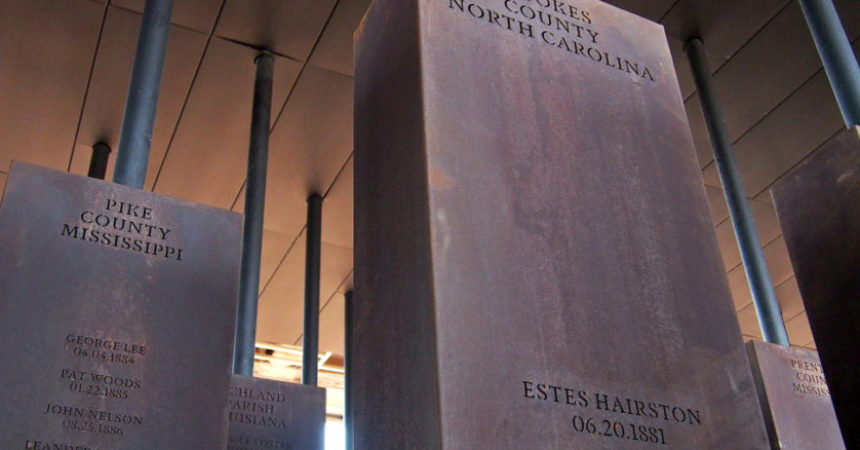 Museum memorializing Black lynching  victims opens in Montgomery, Alabama