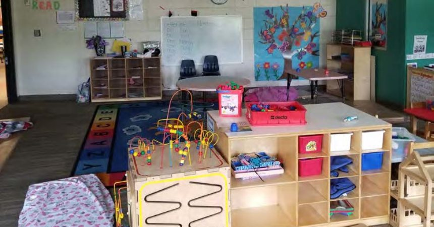 Young parents struggle with affording childcare