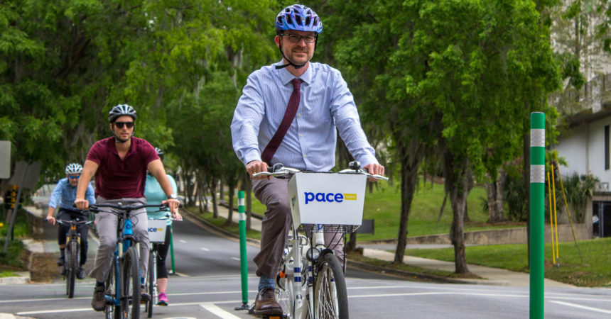 Tallahassee celebrates New Silver Level Bicycle Friendly designation