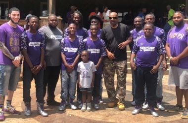 Local youth ' wow' Steve Harvey's mentoring camp attendees
