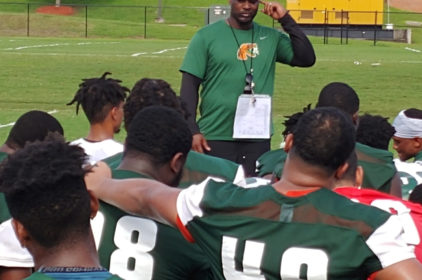 FAMU sees dividend in campus tour by five-star player