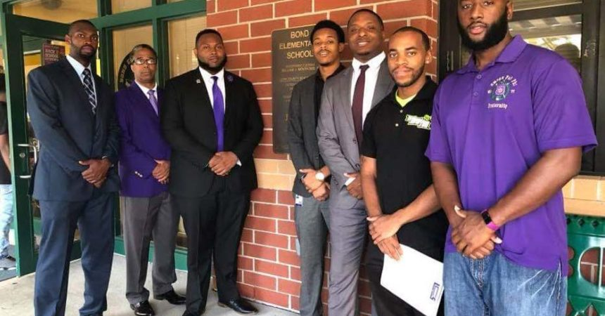 Omega Psi Phi Fraternity welcomes students back