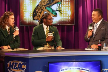 Rattlers picked to finish fifth in MEAC