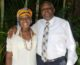 Wright reunites with his lost niece after 40 years