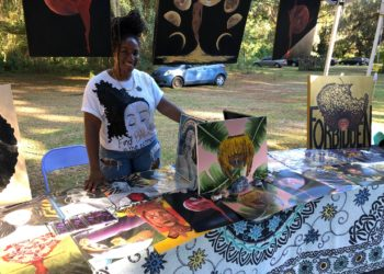 Arts and crafts festival is a hot-spot for local artists, vendors