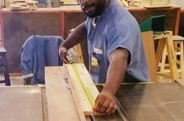 An inmate hopes this prison program will give him the tools for a new life: Part 1 of 2-part series