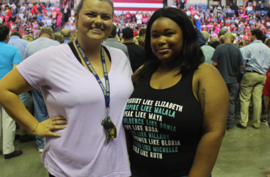 Inside a Trump rally: What are Black Trump supporters thinking?