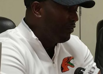 Simmons thinking long-term as coach at FAMU