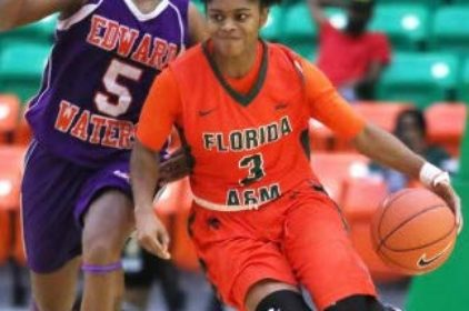 FAMU women get first basketball win over EWC