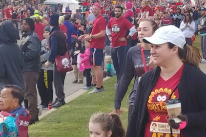 Turkey Trot attracts large cross-section of runners, spectators