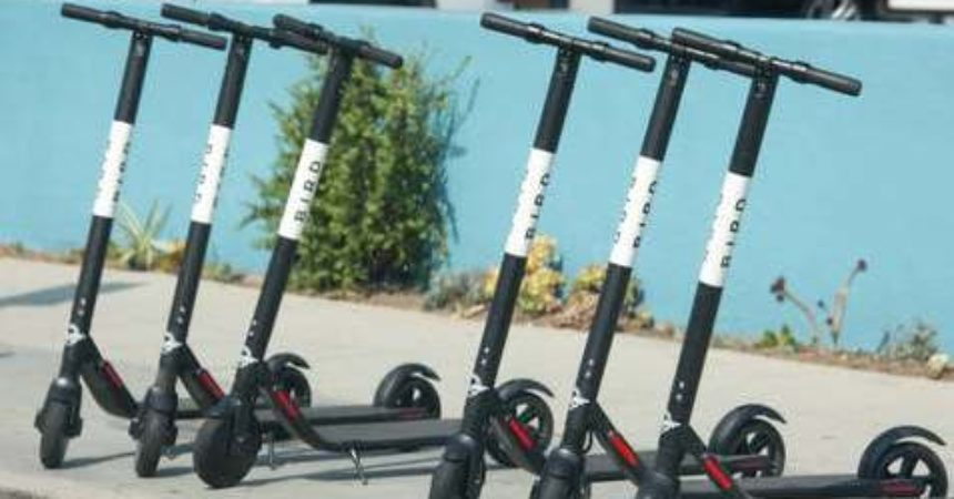 Commission puts brakes on e-scooters; students ready to ride