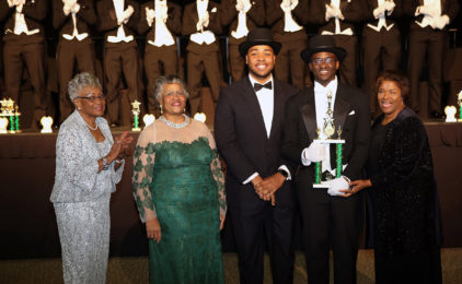 Tallahassee Links celebrate 19 young gentlemen  at 9th Annual Links Beautillion affair