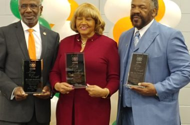 Award winners recall Stephens' activism
