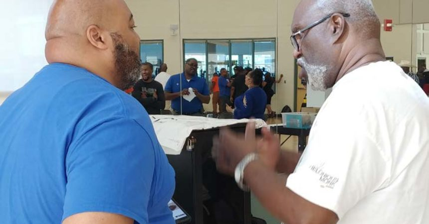 Health fair focuses on improving physical lifestyle