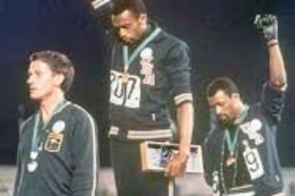 Legendary Olympic athletes Tommie Smith and John Carlos earn induction into U.S. Olympic Hall of Fame