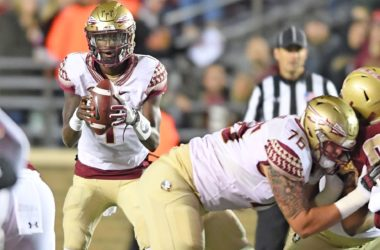 Haggins, Noles roll to 38-31 win at BC