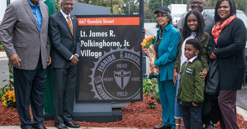 FAMU Village renamed in honor of Tuskegee Airman lost in World War II