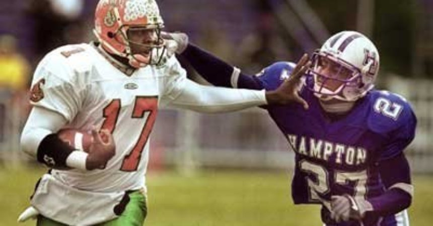 QB Gray named to MEAC's 2020 Hall of Fame class