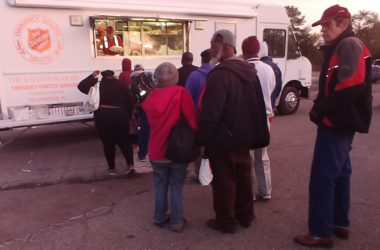 Homeless find food, resources at 'Feed the Need' event