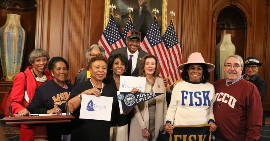 Congress passes FUTURE Act to help fund HBCUs, MSIs