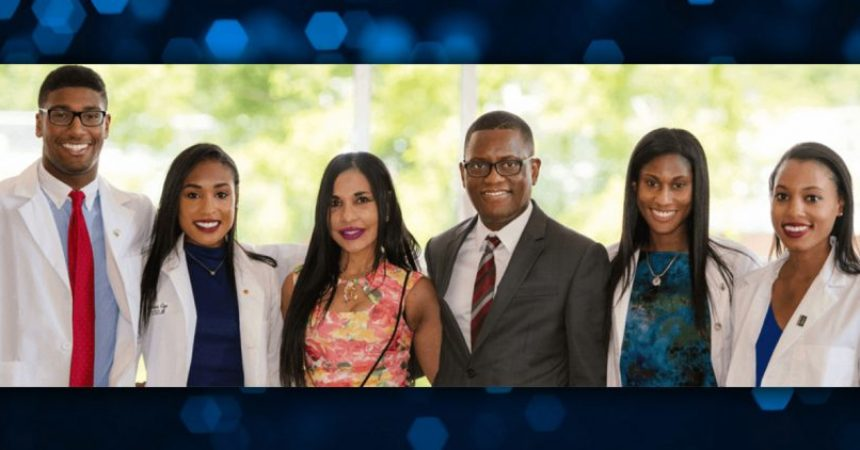 Family of Black doctors has social media buzzing