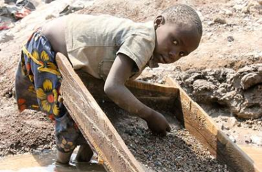 Five U. S. tech giants linked to 'cruel and brutal use of children' in Congo mines