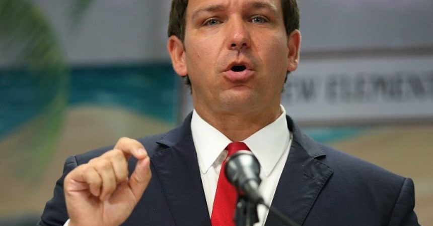 DeSantis touts program to help inmates leaving prison