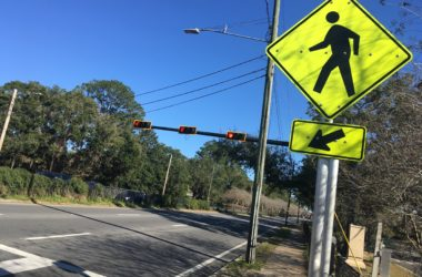 Students start call for bridge or tunnel after crosswalk fatality