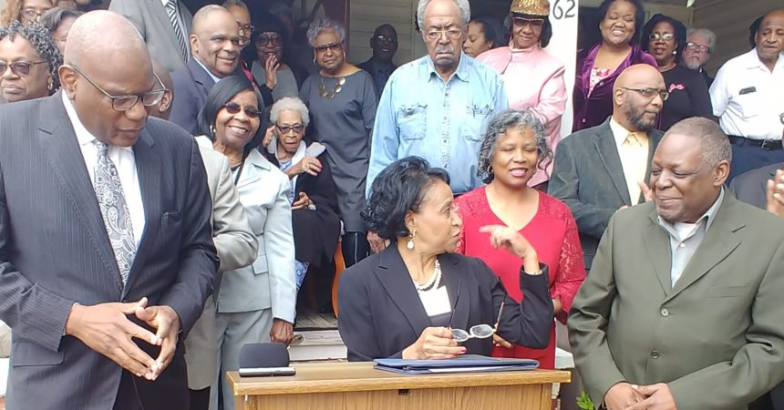 Attorney Cummings  announces bid for  County Commission seat