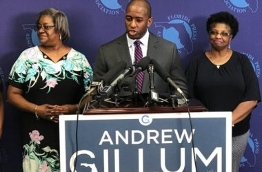 Gillum apologizes after South Beach incident, seeks rehab