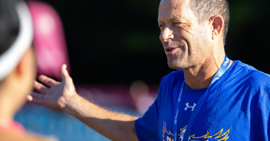 TCC coach eager to see junior college national cross-country event at Regional Park