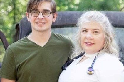 Mother and son duo earn  nursing degrees at TCC