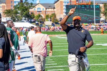 FAMU's Simmons selected for third annual coaching summit