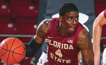 With Jordan as inspiration, former FSU hoops star Bacon reaches for greatness