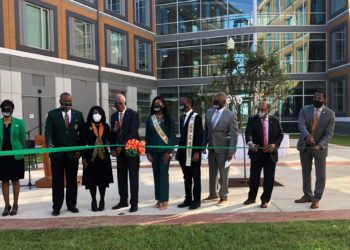 FAMU hosts ribbon-cutting for new residence hall