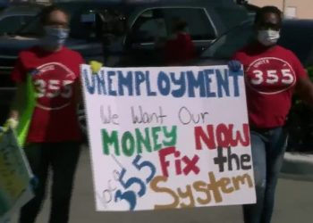 Jobless claims up as layoffs continue