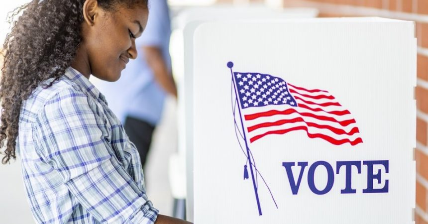 New poll shows Black women are fired up for change and ready to cast their vote