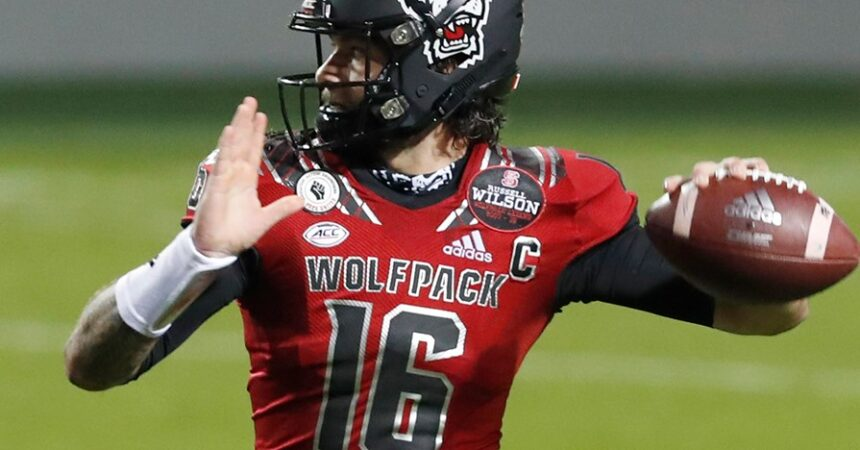 Wolfpack win overshadows Purdy performance