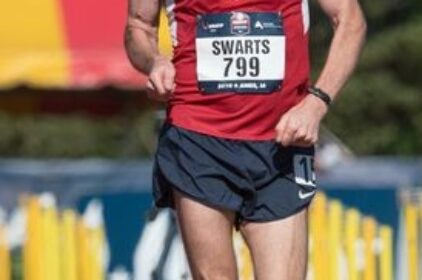 Race walk national champion shatters  record held by Tallahassee's Opheim
