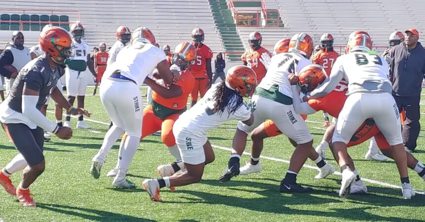 FAMU'S SWAC football schedule puts Rattlers  in revival matchups