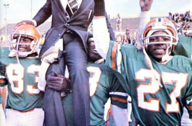 FAMU legendary head football coach Rudy Hubbard selected to 2021 NFF Hall of Fame class
