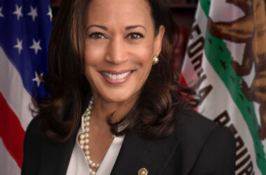The rise of Vice President Kamala Harris