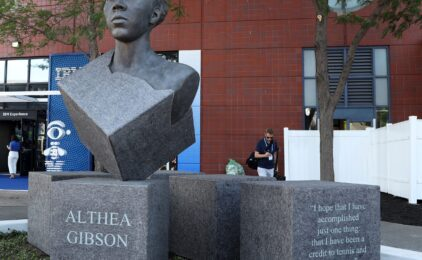 Althea Gibson's legacy continues to live on